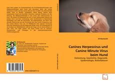 Canines Herpesvirus und Canine Minute Virus beim Hund的封面