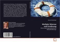 Capa do livro de Multiple Sklerose und Ernährung