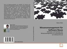 Buchcover von Wissensmanagement für Software Reuse