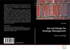 Copertina di Art and Design for Strategic Management