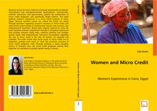 Bookcover of Women and Micro Credit