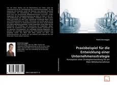 Bookcover of Praxisbeispiel für die Entwicklung einer Unternehmensstrategie