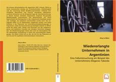 Buchcover von Wiedererlangte Unternehmen in Argentinien
