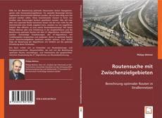 Routensuche mit Zwischenzielgebieten kitap kapağı