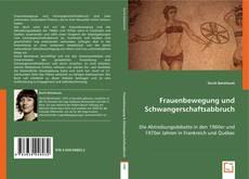 Bookcover of Frauenbewegung und Schwangerschaftsabbruch