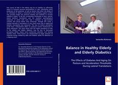 Buchcover von Balance in Healthy Elderly and Elderly Diabetics