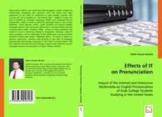 Couverture de Effects of IT on Pronunciation