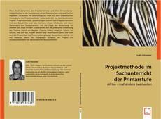 Buchcover von Projektmethode im Sachunterricht der Primarstufe