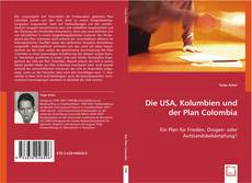 Capa do livro de Die USA, Kolumbien und der Plan Colombia