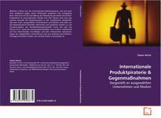 Buchcover von Internationale Produktpiraterie