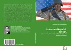 Couverture de Lateinamerikapolitik der USA