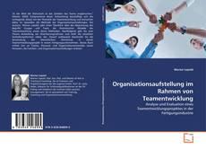 Copertina di Organisationsaufstellung im Rahmen von Teamentwicklung