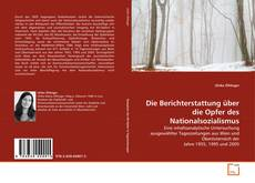 Bookcover of Die Berichterstattung über die Opfer des Nationalsozialismus