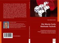 Bookcover of Die Monte Carlo Methode Technik