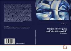 Portada del libro de Indigene Bewegung und 'Identitätspolitik'
