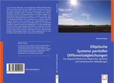 Bookcover of Elliptische Systeme partieller Differentialgleichungen