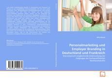 Portada del libro de Personalmarketing und Employer Branding in Deutschland und Frankreich