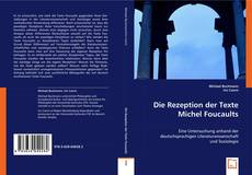 Die Rezeption der Texte Michel Foucaults的封面