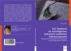 Portada del libro de Das Tagebuch als soziologisches Dokument weiblicher Selbstaussprache