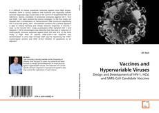 Vaccines and Hypervariable Viruses kitap kapağı