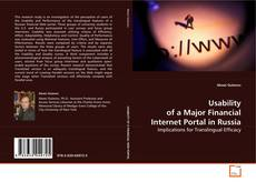 Bookcover of Usability of a Major Financial Internet Portal in Russia