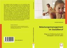 Capa do livro de Belastungsmanagement im Sozialberuf