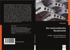 Buchcover von Der österreichische Musikmarkt