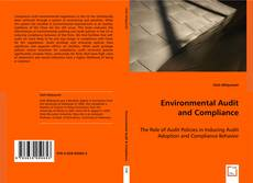 Capa do livro de Environmental Audit and Compliance