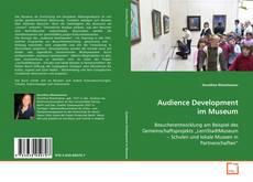Buchcover von Audience Development im Museum