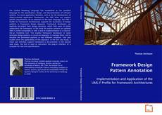 Bookcover of Framework Design Pattern Annotation