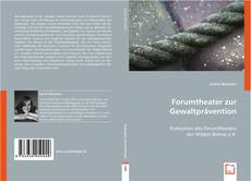Bookcover of Forumtheater zur Gewaltprävention