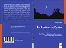 Bookcover of Die Sichtung des Mondes