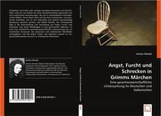 Borítókép a  Angst, Furcht und Schrecken in Grimms Märchen - hoz
