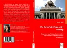 Buchcover von The Accomplishment of History