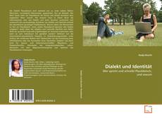 Couverture de Dialekt und Identität