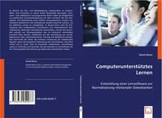 Buchcover von Computerunterstütztes Lernen