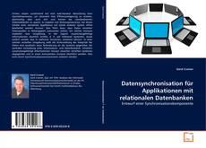 Copertina di Datensynchronisation für Applikationen mit relationalen Datenbanken