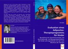 Evaluation eines Adipositas-Therapieprogramms für Kinder kitap kapağı