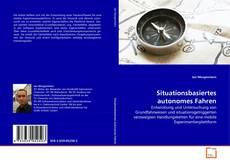 Buchcover von Situationsbasiertes autonomes Fahren
