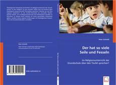 Bookcover of Der hat so viele Seile und Fesseln