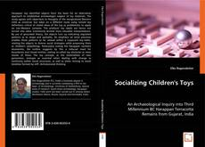 Socializing Children's Toys的封面