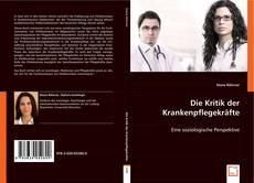 Portada del libro de Die Kritik der Krankenpflegekräfte