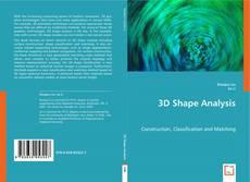 Capa do livro de 3D Shape Analysis