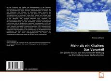 Capa do livro de Mehr als ein Klischee: Das Vorurteil
