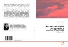 Couverture de Zwischen Philosophie und Spiritismus