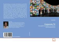 Capa do livro de Corporate TV