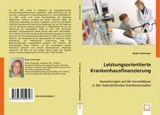 Couverture de Leistungsorientierte Krankenhausfinanzierung
