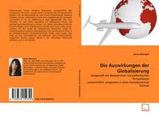 Die Auswirkungen der Globalisierung的封面