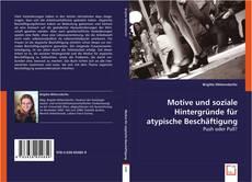 Motive und soziale Hintergründe für atypische Beschäftigung kitap kapağı