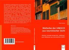 Capa do livro de Welterbe der UNESCO aus touristischer Sicht